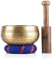 OHM Store Tibetin Meditation Singing Bowl