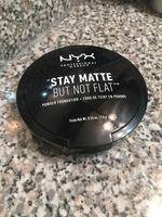 "NYX ""Stay Matte But Not Flat"" Powder Foundation"