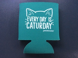 Every Day is Caturday Coozie
