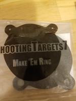 """4"""" Gong Target"""