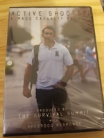 Survival Summit Active Shooter DVD