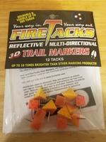 FireTacks Reflective Trail Markers