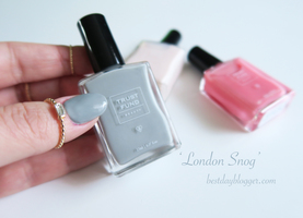 Trust Fund Beauty nail polish in London Snog