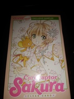 Cardcaptor Sakura Clear Card Exclusive Sampler
