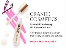 GrandeLIPS Hydrating Lip Plumper in Clear
