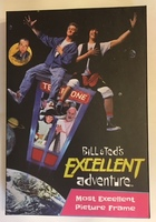 Bill & Ted's Excellent Adventure Most Excellent Picture Frame - Loot Crate Exclusive