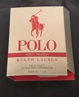 Ralph Lauren Polo Red Rush Fragrance