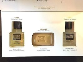 ERNO LASZLO 3-PC TRAVEL KIT PHELITYL OIL CLEANSING BAR HYDRAPHEL SKIN SUPPLEMENT