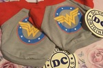 DC Comics Pet Apparel - Wonder Woman t-shirts
