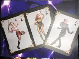 Gotham girls LitJoy collectors trading cards