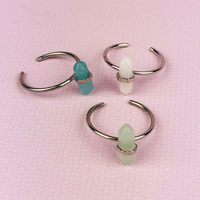 Petite Playa del Carmen Ring Set