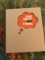 The Next Big Thing Doodle Book