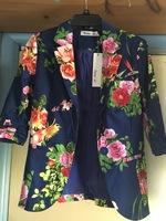 Floral Blazer by Sunny Girl