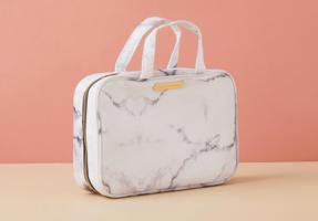 Aimee Kestenberg Hanging Makeup Bag, Marble