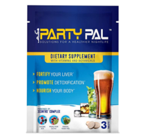 Party Pal Hangover Relief & Prevention