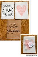 3 Greeting Card Set by darling daydream
