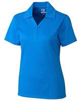 Cutter and Buck Ladies Genre Polo