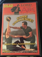 Gilad Lord of the Abs Core Challenge