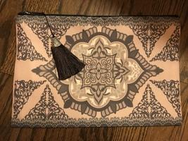 Boho Henna Tassel Clutch - Shoptiques gift card purchase