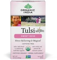 "Organic India ""Tulsi Sweet Rose"" Tea"
