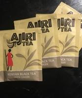 "Ajiri Tea ""Kenyan Black Tea with Ginger"""