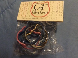 Cat bling rings