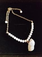 White Quartz Bracelet