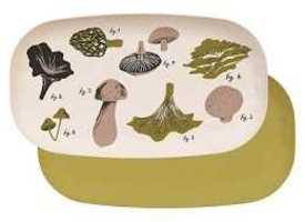 Magpie & Jay Bamboo Fiber Platters