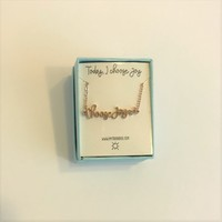 The Happy Shoppe Choose Joy Bracelet