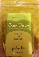 Philosophie Green Dream protein powder
