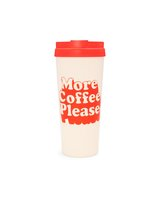 Bando 'More Coffee Please' Thermal Mug