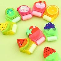 Fruity Rolling Eraser