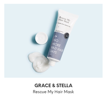 Grace & Stella rescue my hair mask
