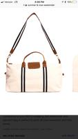 """Summer & Rose """"Mollie"""" Weekender Bag"""