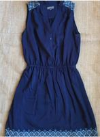 STITCH FIX Market & Spruce Sleeveless Navy Dress
