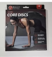 Bally Total Fitness Core Discs