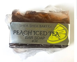 Peach Iced Tea bar soap - Shea Shea Bakery
