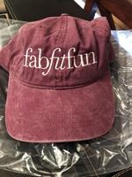 FabFitFun anniversary hat