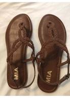 Mia Adrianna Sandals Size 8