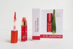 Clarins Water Lip Stain in Red Water