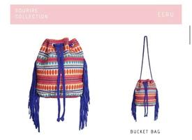 Little Marcel Bucket Bag