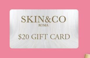 Skin&Co Roma Gift Card (code only) $25