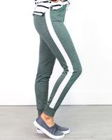 Joey Athletic Stripe Joggers
