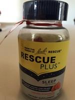 Rescue plus sleep melatonin