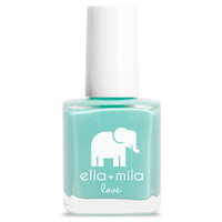 Ella + Mila Nail Polish in Ibiza Breeze