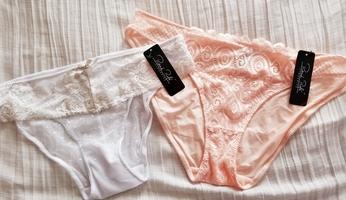 2 Pair Rene Rofe Bikini Panty Size XL