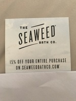 Seaweed bath co coupon