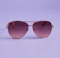 Liz Clairborne JCPenney Sloane Rose Gold Sunglasses – Retail Value $32