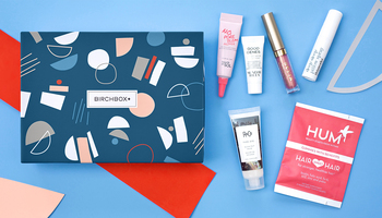 September 2018 Birchbox - Just the Box!