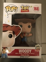 Funko pop toy story Woody